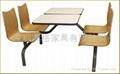 快餐廳桌椅 4