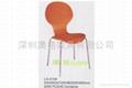 曲木椅 5