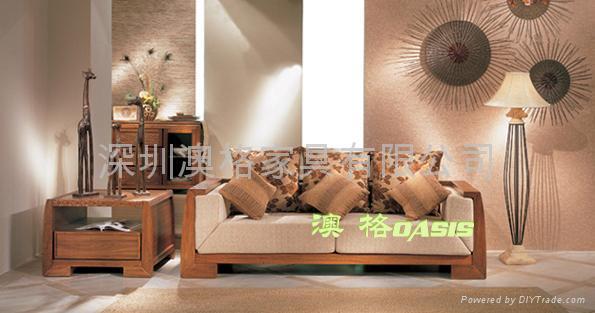 西餐廳沙發 2