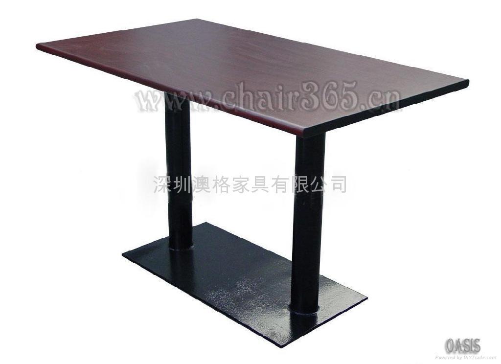咖啡廳餐桌 1