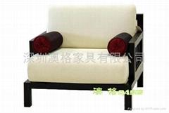 餐厅休闲沙发