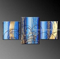 Group paintings, canvas art, decorative painting