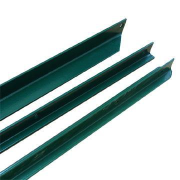 Plastic Coated Fence Post 1