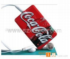 MP3 Player,Credit Card MP3 Player, portable mp3