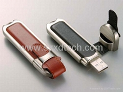 Leather USB Pen Driver USB