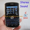 Dual sim Blackberry design Mobile Cheap TV China Mobile Phone