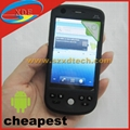 Cheapest Andriod 2.2 OS 3.5 inch touch screen A-GPS WiFi TV Dual Sim Smart Phone