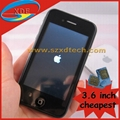 3.6 Inch Dual Sim Card iPhone 5 Copy