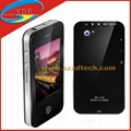 "2.8"" iPhone 4 Replica MP4 Player 2GB/4GB/8GB with Camera Supporting Memory Cards"