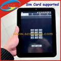 9.7 Inch Slim Design Tablet PC Sim Card Supported