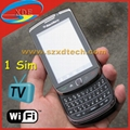 Replica Blackberry Torch 9800 Single Sim Card with TV Wifi