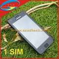 4.1 Inch Cheap Single Sim Card Samsung i9100