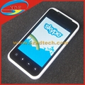 Android 4.0 OS 3.5 inch Capacitive Touch Screen WIFI TV Smart Phone