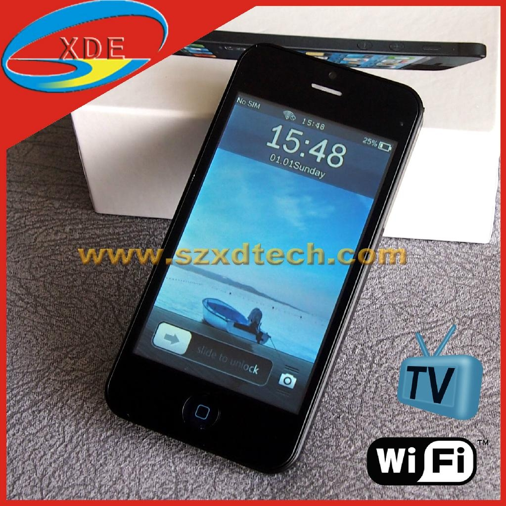 Cheapest 4.0 Inch iPhone 5 Copy with Wifi