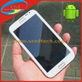 5.3 inch Samsung Galaxy Note II N7100 Copy Micro Sim as original Android 4.0 OS