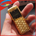 The Smallest Luxury Mini Mobile Phone
