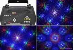 F380 RGB multi sun laser