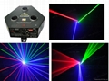 Ceiling RGB laser power