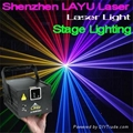 1watt RGB cartoon laser light (small case) (Hot Product - 1*)