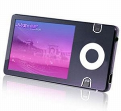 2.4 inch Touchpad MP4 Player