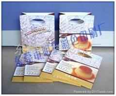 惠阳手提袋,惠州纸袋,博罗手挽袋,东莞清溪印刷厂,样品卡