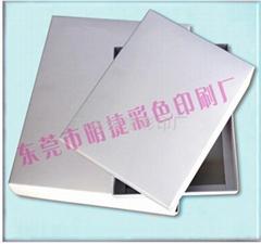 惠州白盒,博羅天地盒,惠陽紙卡,瀝林印刷廠,陳江彩印廠樣品卡