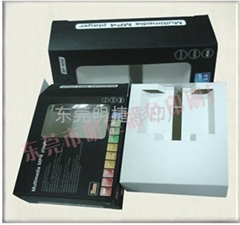 東莞樟木頭彩盒,大朗包裝盒,塘廈印刷廠,清溪彩印廠,謝崗白盒
