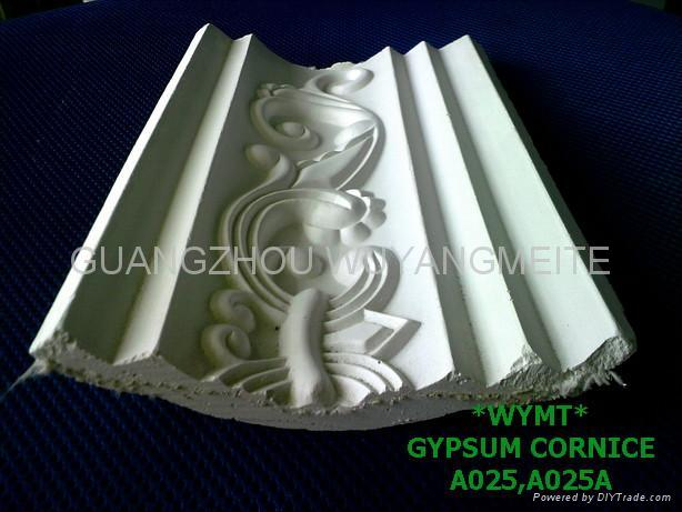 Wall Decor Gypsum Cornice