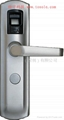 國產指紋鎖-防盜門指紋密碼鎖-鐵門 1