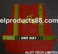 New Hi-visible EL Flashing Safety Vest EL Vest ( HNR 0081 )