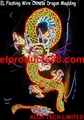 Amazing EL Flashing Wire Chinese Dragon Moulding Seraphim Loong ( HNR 0110 )