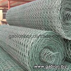 PVC Gabion mesh