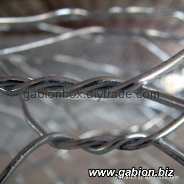 PVC Gabion mesh 4