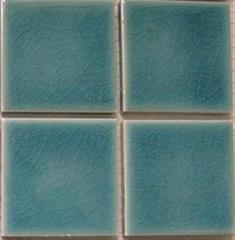 陶瓷马赛克 裂纹釉