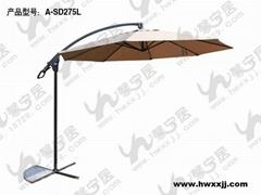 遮陽傘之新型香蕉傘