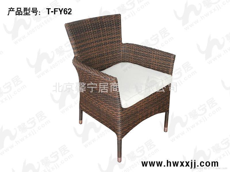 藤編椅  TFY62 4