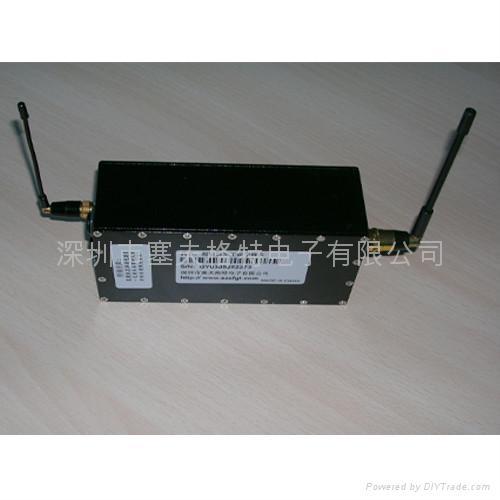 同频中转台/无线监控中继/微波中继器/无线中继 1