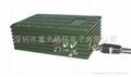 模拟340MHz单兵背负移动视频监控/车载无线监控 1