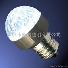 LED蜂窩燈球泡