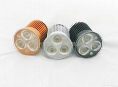 LED7W射燈