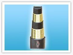 braided hydraulic hose (SAE 100R2)