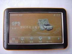 """5.0"""" Portable GPS Navigation"""