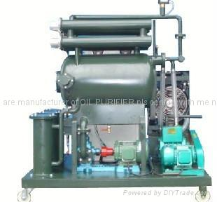 Small Transformer oil purifier /oil recycling ,Recover Voltage value 1