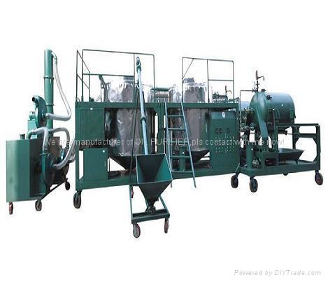 Engine oil purifier / Fuel Oil Purification System/ Oil filtration 1