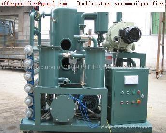 (Decolor)Vacuum transformer oil purifiers equipment 1
