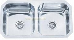 stainless steel undermount double bowl sinks,kitchen sinks/ wash sinks