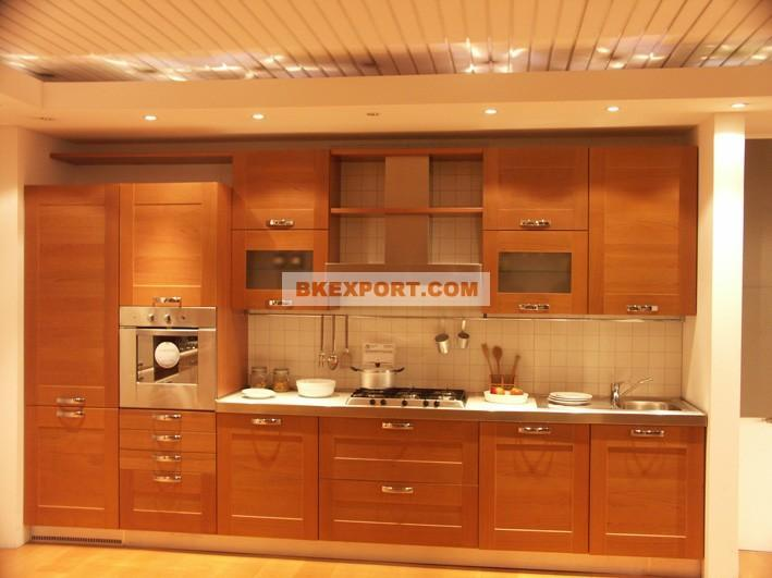 Kitchen cabinets wooden cabinets maple oak cherry for Cherry wood kitchen cabinets price