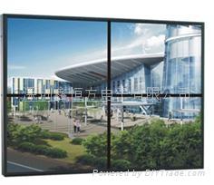 供應CCTV液晶顯示屏拼接牆