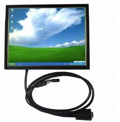 8寸嵌入式工业专用触摸液晶显示器