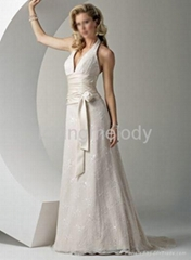 bridal gowns wedding dresses Hf4194 bridesmaids gown